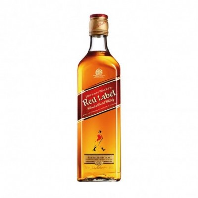 Pack 12 uds. Johnnie Walker Red Label Whisky Escocés - 70 CL
