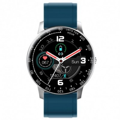 Reloj smartwatch Radiant RAS20403 Times Square conexión Bluetooth pack correas