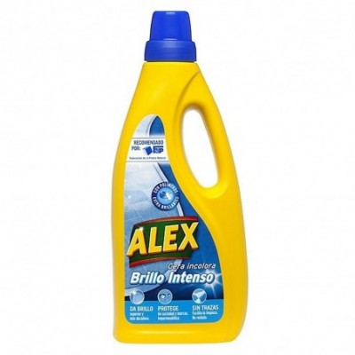 Pack 12 uds. Alex Cera Incolora Brillo Intenso - 750 ml.
