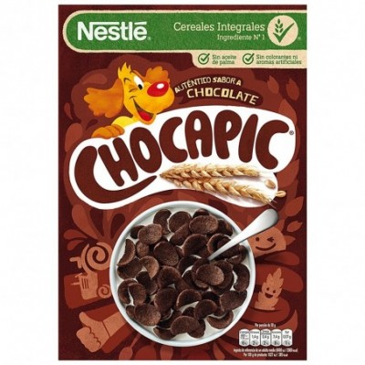 Pack 14 uds. Nestlé Chocapic Cereales Integrales Con Chocolate - 375 gr.