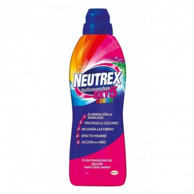 Neutres Oxy Color Quitamanchas En Gel Sin Lejía - 800 ml.