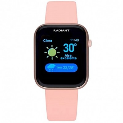 Reloj smartwatch Radiant RAS10103 Manhattan