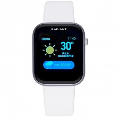 Reloj smartwatch Radiant RAS10102 Manhattan