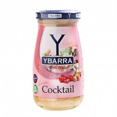 Pack 12 uds. Ybarra Salsa Cocktail - 225 ml.
