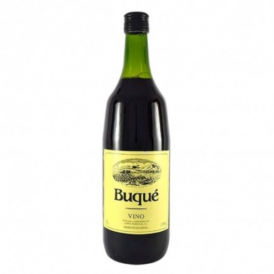 Pack 6 uds. Buque Vino Tinto - 1 L.