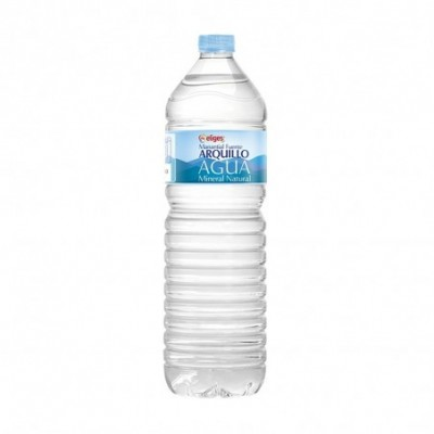 Pack. 6 uds. Ifa Eliges Agua Mineral Botella - 1.5 L.